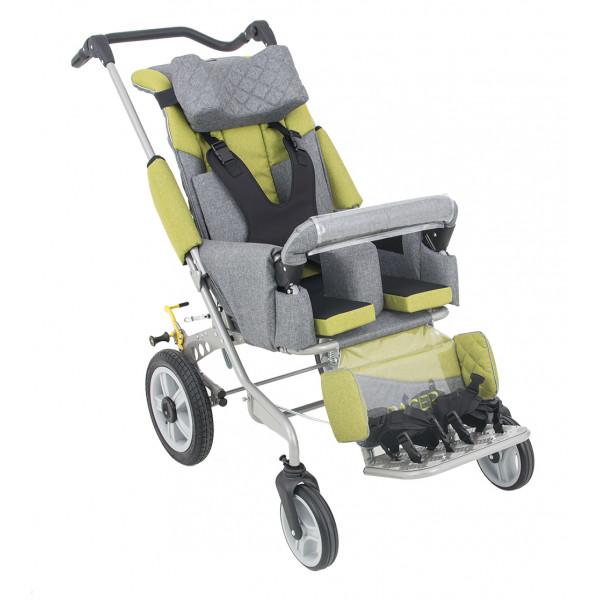 Детская инвалидная коляска Akces-Med Рейсер+