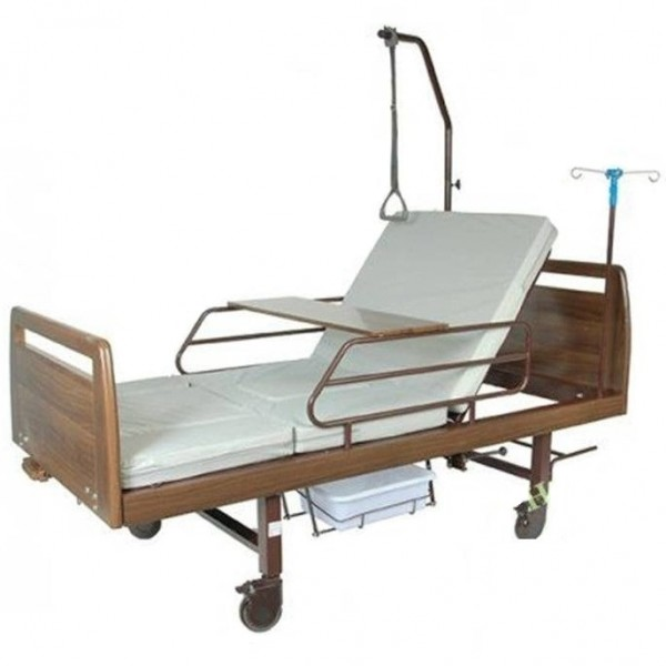 Кровать медицинская функциональная механическая DHC FF-3