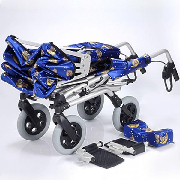 Инвалидная коляска Амрос AMWC18FA-EL для детей с ДЦП