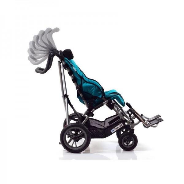 Кресло-коляска Convaid Cruiser CX18 для детей