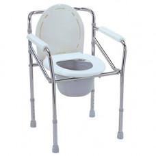 Кресло-туалет Мега Оптим FS894L (PR800