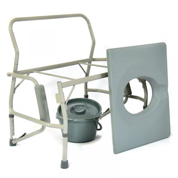 Кресло-туалет Мега-Оптим HMP-7012