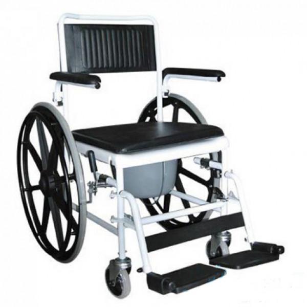 Кресло-каталка Симс-2 5019W24 с санитарным оснащением