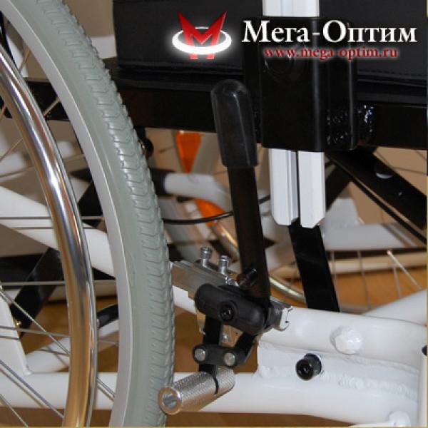 Кресло-коляска Мега Оптим 512B
