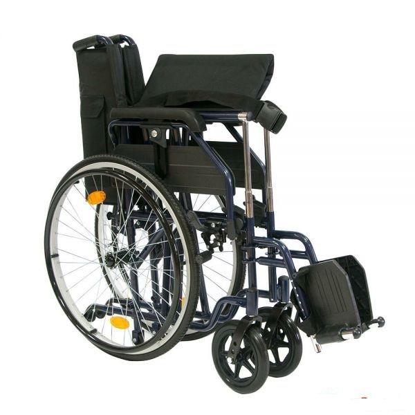 Кресло-коляска Мега Оптим 514A-4 с санитарным оснащением