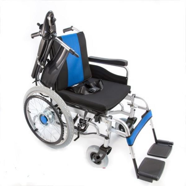 Кресло-коляска Мега Оптим FS 101A c электроприводом