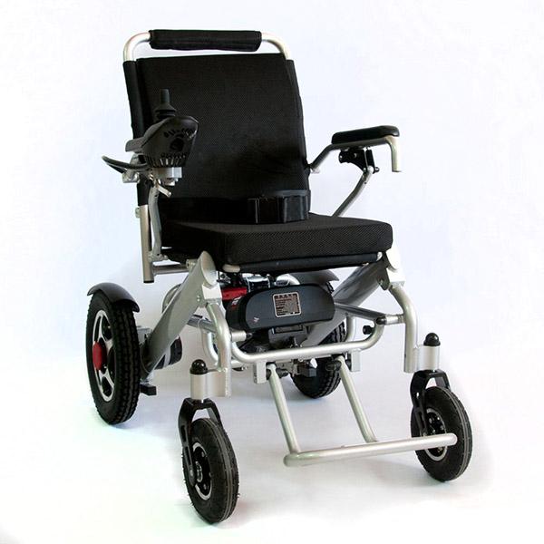 Инвалидная коляска Мега Оптим FS 128-44 c электроприводом