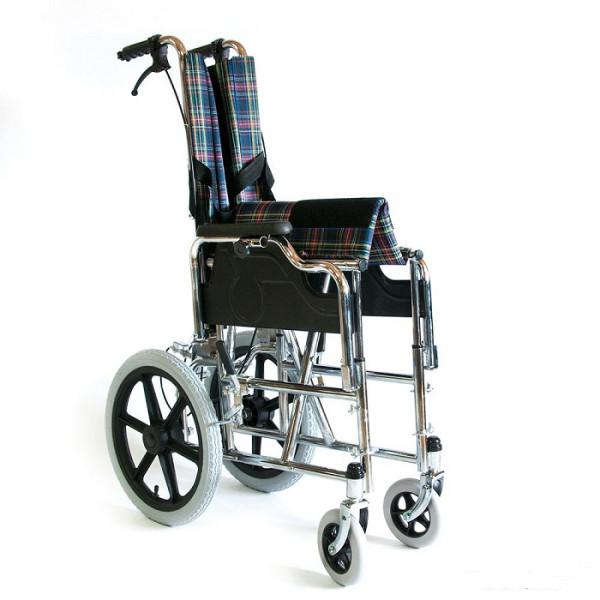 Кресло-коляска Мега Оптим FS203BJ-46