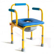Кресло-туалет Мега Оптим PR8010 (FS813