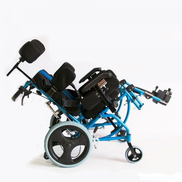 Детская инвалидная коляска Мега Оптим FS958LBHP-32