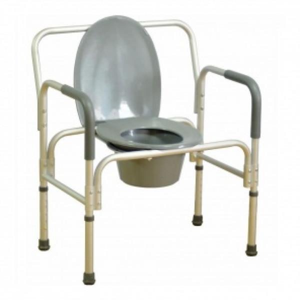 Кресло-туалет Мега Оптим PR7210A