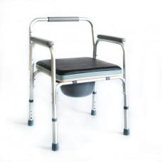 Кресло-туалет Мега Оптим PR8004/895L
