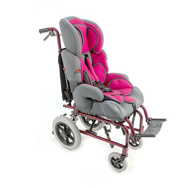 Детская инвалидная коляска Мега Оптим PR985LBJ-37