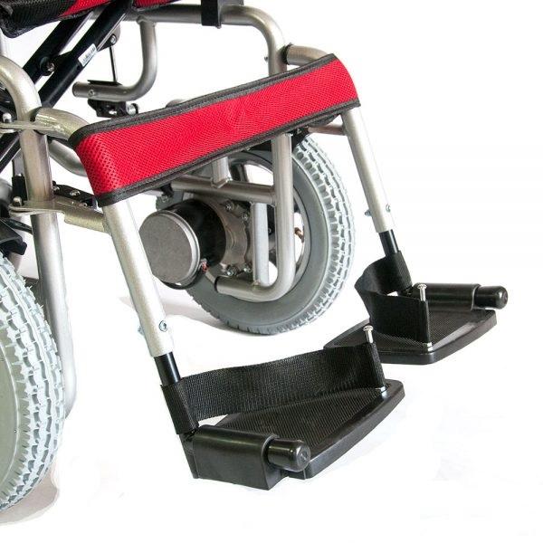 Кресло-коляска Мега Оптим FS110A c электроприводом