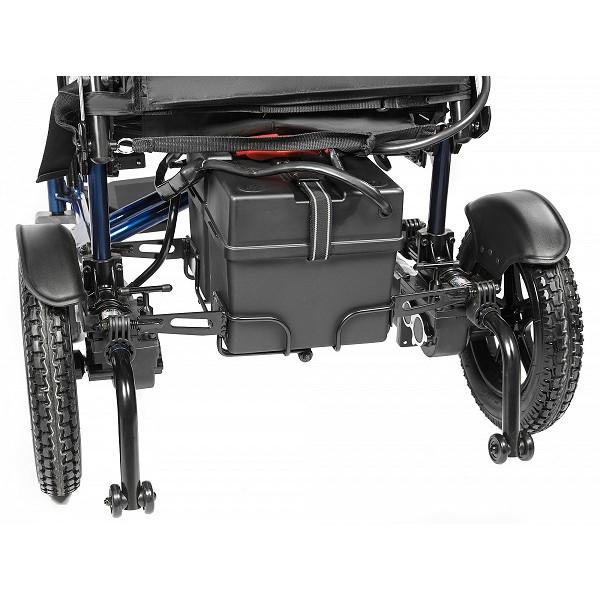 Кресло-коляска Ortonica PULSE 150 c электроприводом