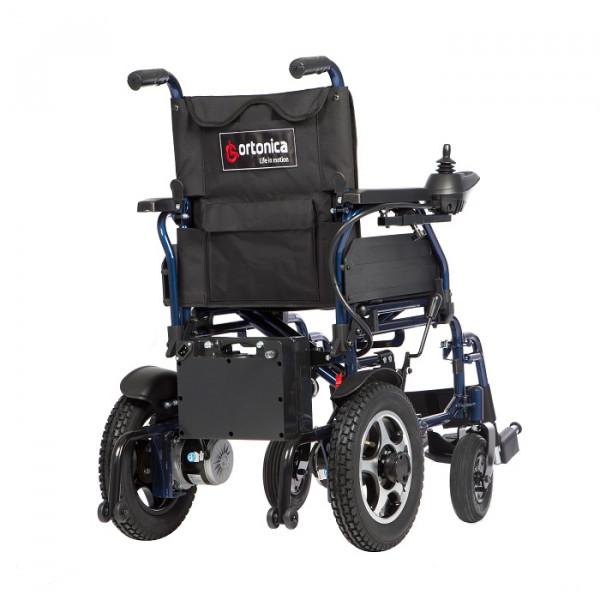 Кресло-коляска Ortonica PULSE 110 12Ah c электроприводом