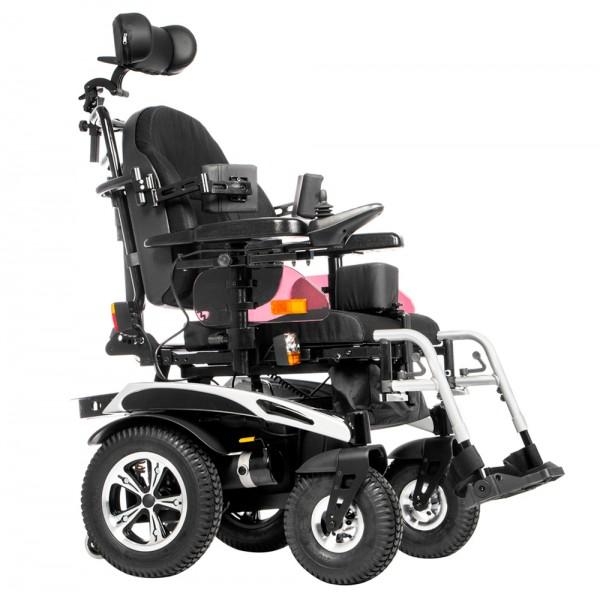 Кресло-коляска Ortonica PULSE 370.1 c электроприводом