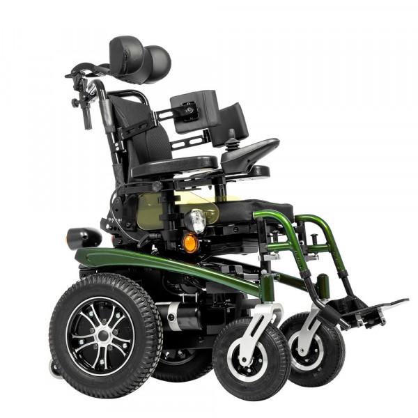 Детская инвалидная коляска Ortonica Pulse 410 c электроприводом