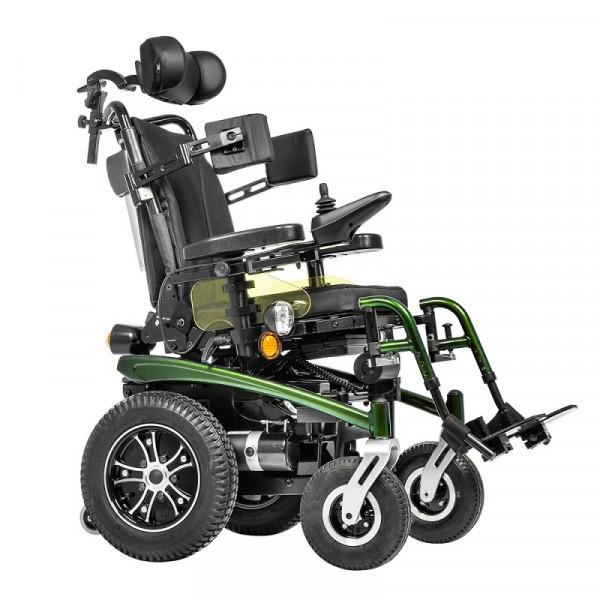 Детская инвалидная коляска Ortonica Pulse 470 c электроприводом