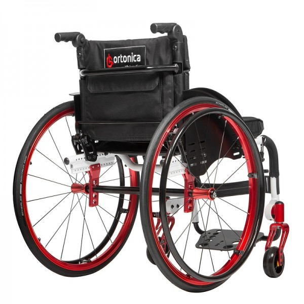 Кресло-коляска Ortonica S 5000