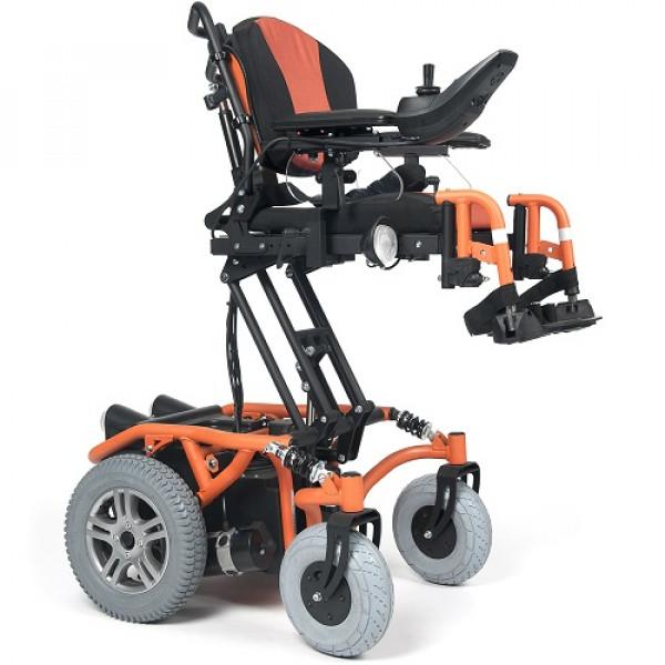 Детская инвалидная коляска Vermeiren Springer c электроприводом