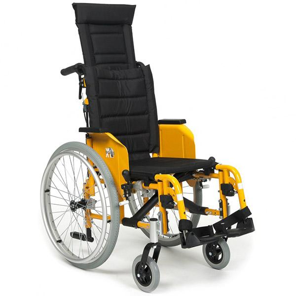 Детская инвалидная коляска Vermeiren Eclips X4 Kids 90°
