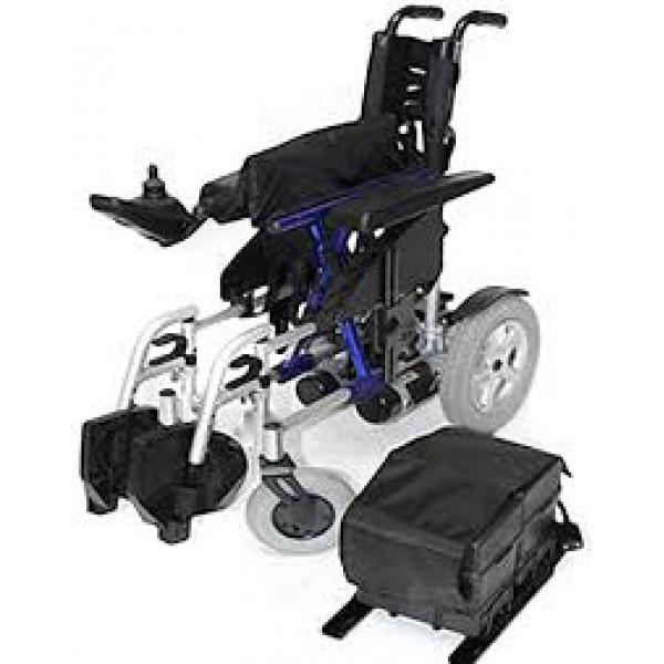 Кресло-коляска Инкар-М X-POWER 10 c электроприводом