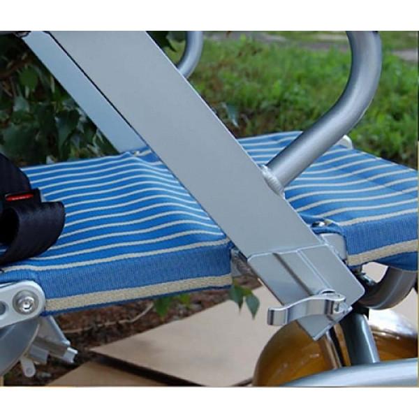 Кресло-коляска Мега Оптим CF01-9200 QUATTRO