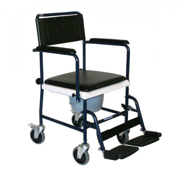 Кресло-каталка Vermeiren 139B с санитарным оснащением