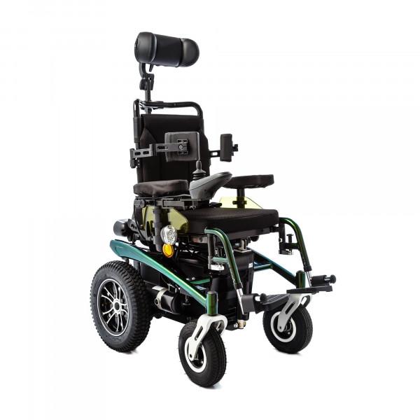 Детская инвалидная коляска Ortonica Pulse 450 c электроприводом