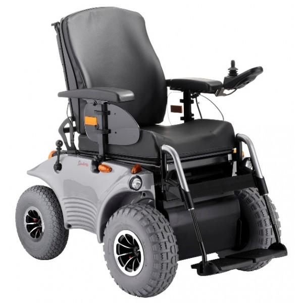 Кресло-коляска Meyra Optimus 2 Medium c электроприводом