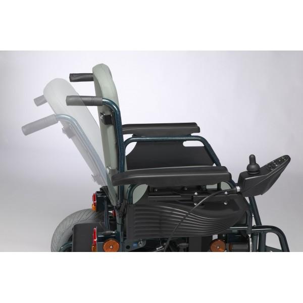 Кресло-коляска Vermeiren SQUOD c электроприводом