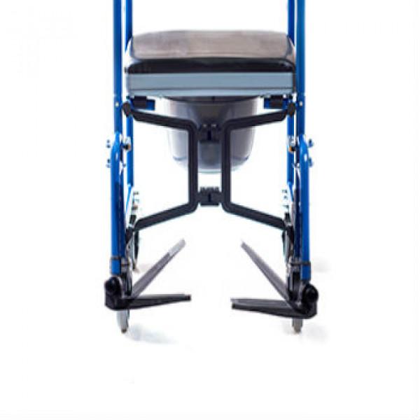 Кресло-каталка Ortonica TU 34 с санитарным оснащением