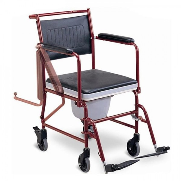 Кресло-каталка Армед FS692 с санитарным оснащением