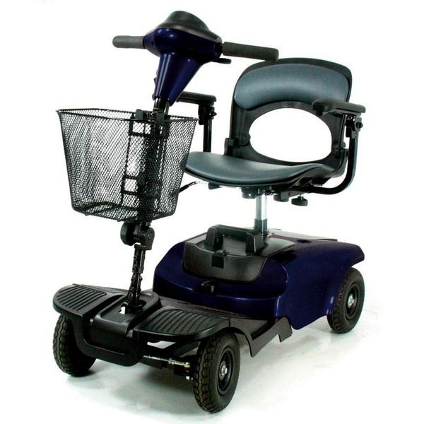 Скутер для инвалидов Vermeiren Antares 4 c электроприводом