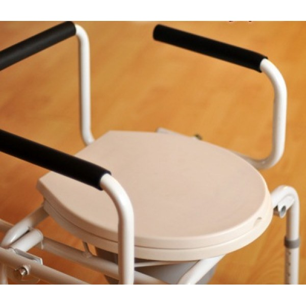 Кресло-туалет Мега Оптим PR8010 (FS813)