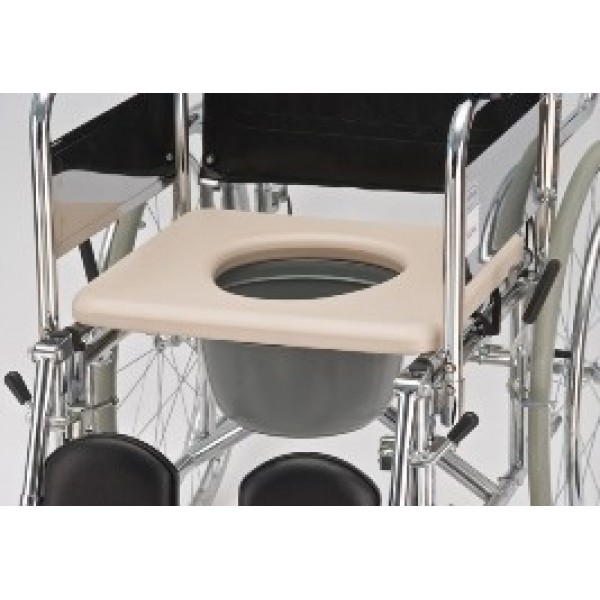 Кресло-коляска Armed FS609GC с санитарным оснащением