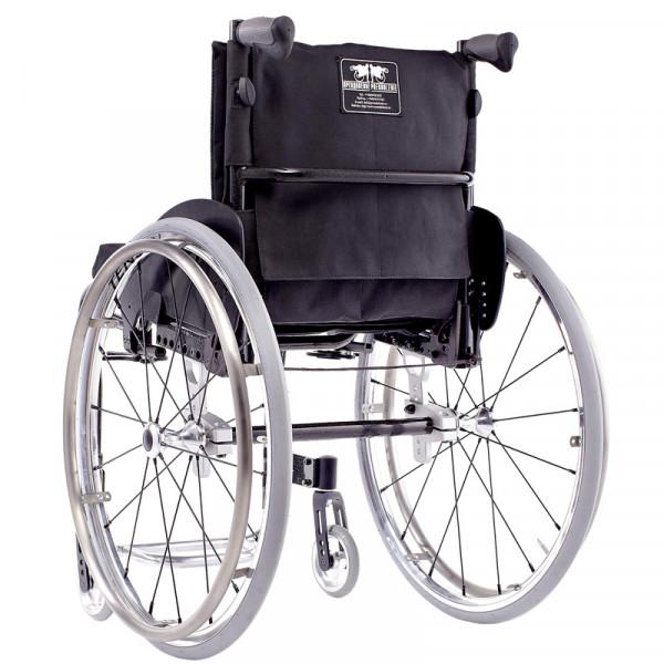 Кресло-коляска Преодоление Мустанг 2