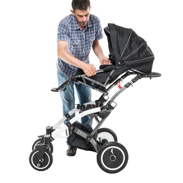 Детская инвалидная коляска Akces-Med Gippo Hp
