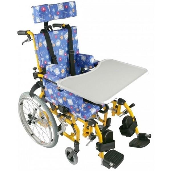 Детская инвалидная коляска Amrus AMRW18RA-EL