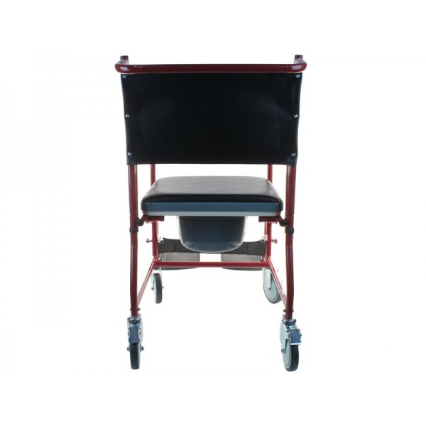 Кресло-каталка Titan LY-800-154 с санитарным оснащением