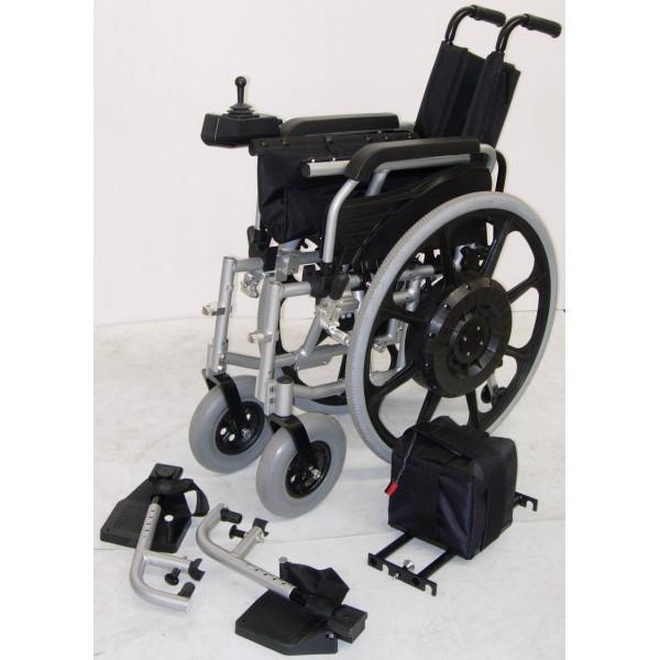 Кресло-коляска Инкар-М КАР-4.1 c электроприводом
