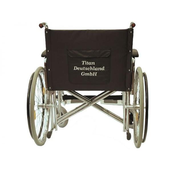 Кресло-коляска Титан LY-250-60 TiStar