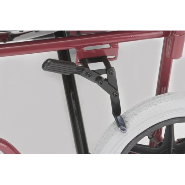 Кресло-каталка Мега Оптим FS904В  складная