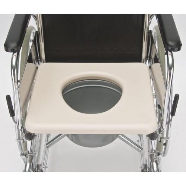 Кресло-коляска Armed FS682 с санитарным оснащением