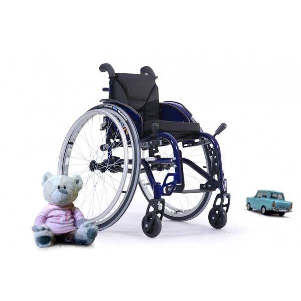 Детская инвалидная коляска активного типа Vermeiren Sagitta Kids