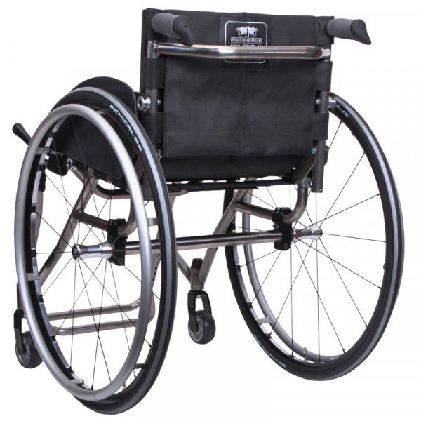 Кресло-коляска Преодоление Лайт