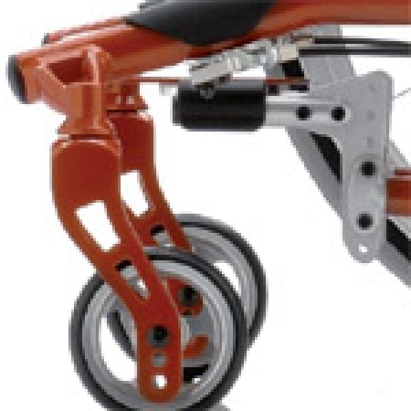 Детская инвалидная коляска Meyra 1.130 Мех-Х