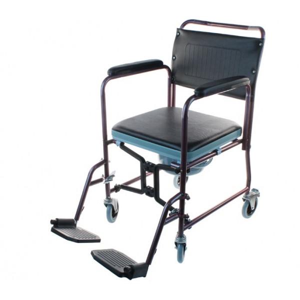 Кресло-каталка Titan LY-800-690 с санитарным оснащением