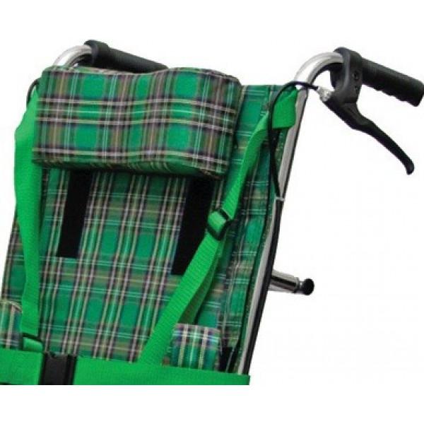 Кресло-каталка Titan LY-800-957 складная